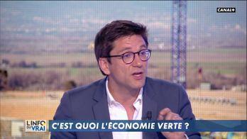 Raphaël Legendre «Les émissions de carbone sont dues à 40% à la production de l'énergie»
