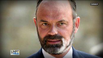 1145 jours à Matignon : la barbe d'Edouard Philippe a blanchi