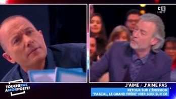 """L'énorme clash entre Gilles Verdez et Pascal Soetens """"le grand frère"""" dans TPMP"""
