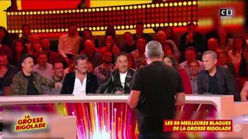 Jean-Marie Bigard, Booder,Michel Boujenah... découvrez le TOP 5 des blagues de La Grosse Rigolade