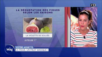 La figue, un fruit magique !