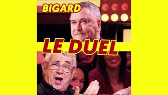 Le duel de blagues entre Michel Boujenah et Jean-Marie Bigard pour La Grosse Rigolade