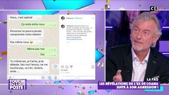 Loana agressée : Les révélations exclusives de l'ex de Loana rapportées par Gilles Verdez