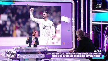 La chaîne Téléfoot a-t-elle volontairement caché la vérité sur l'affaire Neymar ?