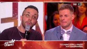 Un téléspectateur clashe Matthieu Delormeau dans TPMP