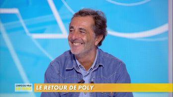 Nicolas Vanier présente son film « Poly »