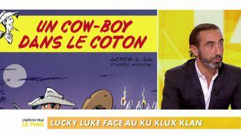 « Un cow-boy dans le coton » : Lucky Luke face au Ku Klux Klan