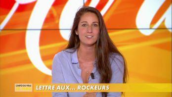 Léa Lando : lettre aux ... rockeurs