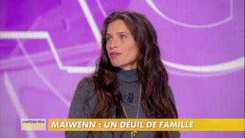 Maïwenn présente son film « ADN »