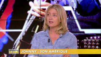 Emilie Mazoyer : Johnny Hallyday « Son rêve américain »