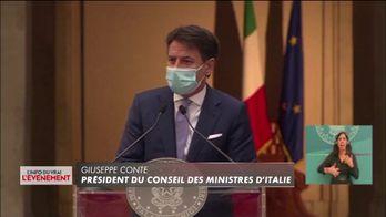 L'Italie face à la deuxième vague de Covid-19