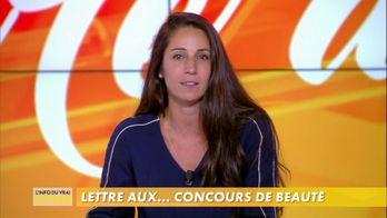 Léa Lando : lettre aux ... concours de beauté