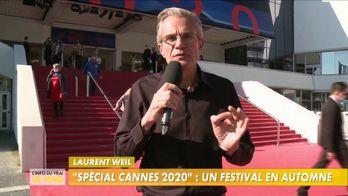 Laurent Weil : « Spécial Cannes 2020 » : un festival en automne