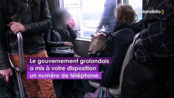 Téléphone harcèlement sexuel - Groland - CANAL+