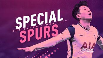 """""""SPECIAL SPURS"""" : le résumé de Tottenham - Manchester City : Canal Football Club"""