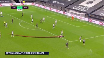Tottenham - Manchester City : la victoire du style Mourinho ? : Canal Football Club