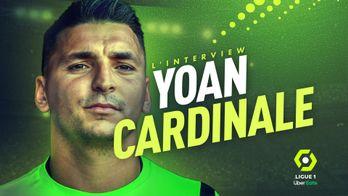 Yoan Cardinale se confie sur sa dépression - Interview : Canal Football Club