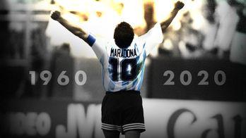 Le jour ou Diego Maradona a joué pour... Tottenham ! : Canal Football Club