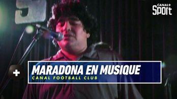 Dernier hommage à Diego Maradona en musique : Canal Football Club