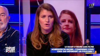 Marlène Schiappa réagit à l'agression du producteur de musique par les policiers