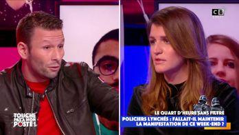 Raymond interpelle Marlène Schiappa sur les violences policières et conjugales