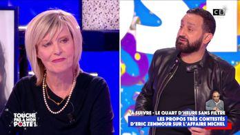 """Cyril Hanouna à Chantal Ladesou : """"Tu es la meilleure humoriste femme pour moi"""""""