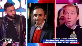Affaire Michel:Le rédacteur en chef de Valeurs actuelles réagit aux propos polémiques d'Eric Zemmour