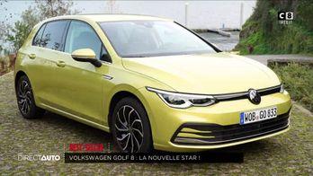 Best-seller : Volkswagen Golf 8