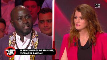 """Jean Dib Ndour Français d'origine sénégalaise : """"Quand ça touche à vos racines, ça fait mal"""""""
