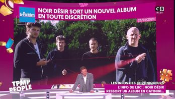 Noir Désir ressort un album en catimini
