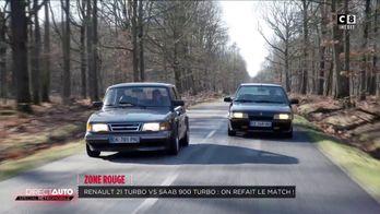 Saab 900 Turbo vs Renault 21 Turbo : on refait le match !