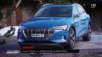 Découverte : l'Audi e-Tron