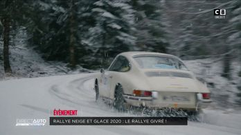Rallye neige et glace 2020 : Le rallye givré
