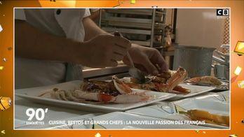 """""""90' Enquêtes"""" sur TMC revient sur la nouvelle passion des Français : La cuisine !"""