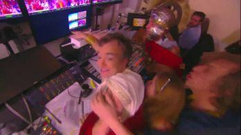 Jonathan Lambert coupait la diffusion de TPMP en direct