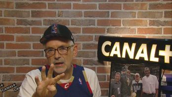 George Eddy a répondu à toutes vos questions Basket !