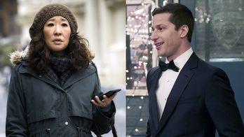 Sandra Oh et Andy Samberg co-présentateurs de la 76e Cérémonie des Golden Globes  2019