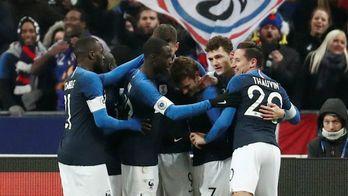 France-Uruguay : les notes des Bleus