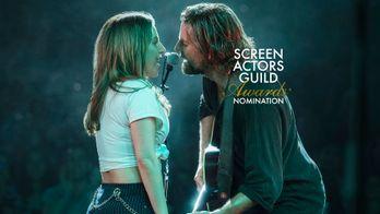 Nominations des Screen Actor Guild Awards : A Star Is Born en tête pour le cinéma et le comédien Sterling K. Brown (This Is Us) bien placé pour les séries.