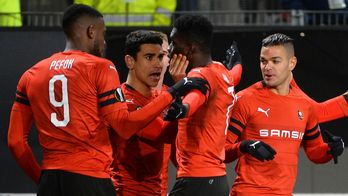 Rennes a vaincu la lose