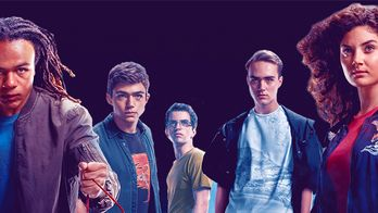 Nowhere Boys - Combat pour l'intermonde