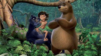 Le livre de la jungle :  nouveaux épisodes inédits sur Piwi+
