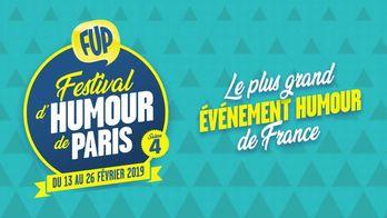 Le Festival d'Humour de Paris 2019