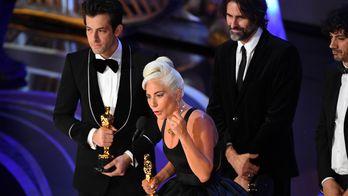 """Lady Gaga récompensée aux Oscars 2019 pour Shallow : """"L'idée, c'est de ne jamais abandonner"""""""
