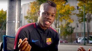 Qui es-tu Topas, jeune espoir du rap et du football?