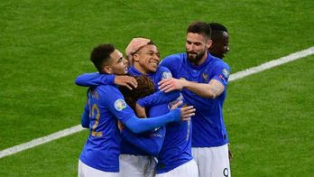France-Islande : notes des Bleus et analyse