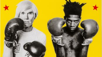 Basquiat et Warhol: deux artistes qui pouvaient se voir en peinture