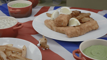 RECETTE SPECIALE UK : FISH & CHIPS