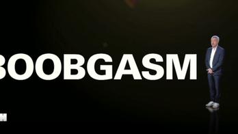 Le lexicul de Sébastien Thoen : définition du mot Boobgasm
