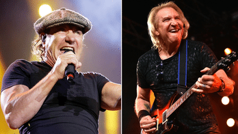 Brian Johnson d'AC/DC et le guitariste d'Eagles prépareraient un album